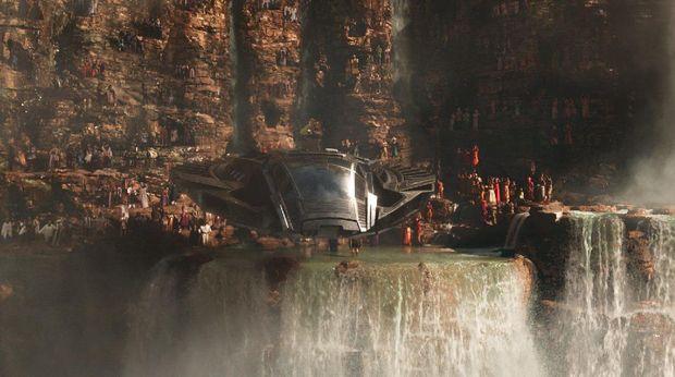 'Black Panther' Lebih Futuristik dari Tony Stark
