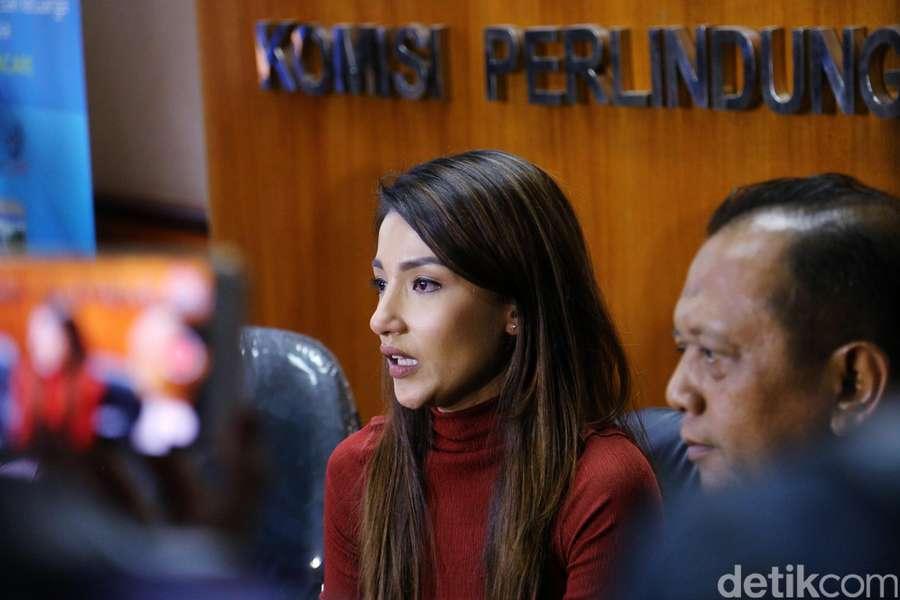 Bicara Soal Anak di KPAI, Tsania Marwa Menangis