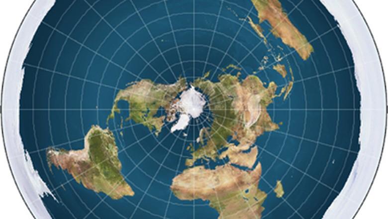 Soal Bumi Datar, LAPAN: Sama Sekali Tidak Ilmiah