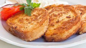Yuk, Bikin Menu Brunch Cheesy French Toast yang Mudah Ini!