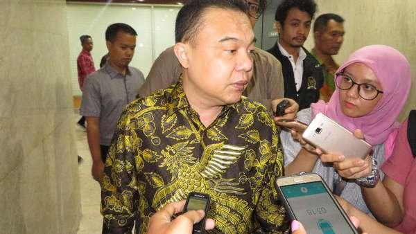 MKD DPR Tunda Rapat Bahas Setya Novanto Bersama 10 Fraksi