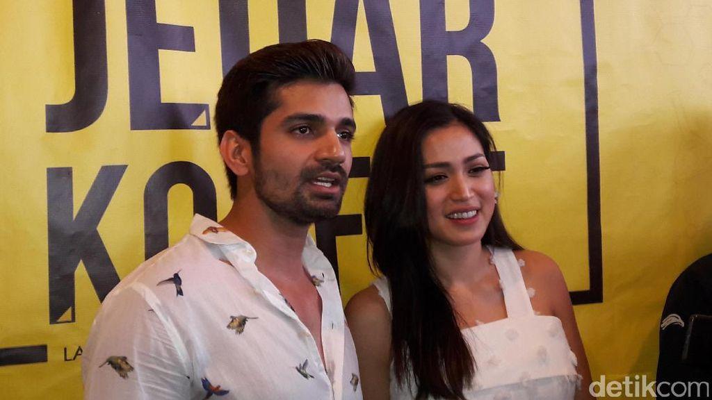 Mesra dengan Vishal Singh, Jessica Iskandar Pengen ke Taj Mahal