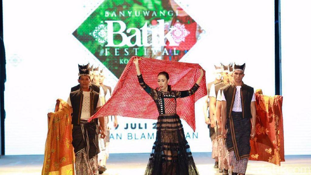 Banyuwangi Batik Festival 2017 Tampilkan Suguhan Elegan