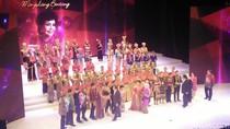 Ditemani Fadli Zon, Wapres JK Tonton Konser Penyanyi Elly Kasim
