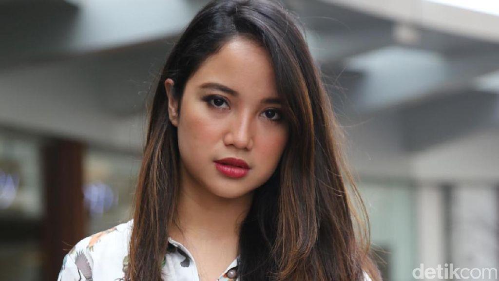 Naik Ojek, Chacha Frederica Merasa Jadi Warga Jakarta Seutuhnya
