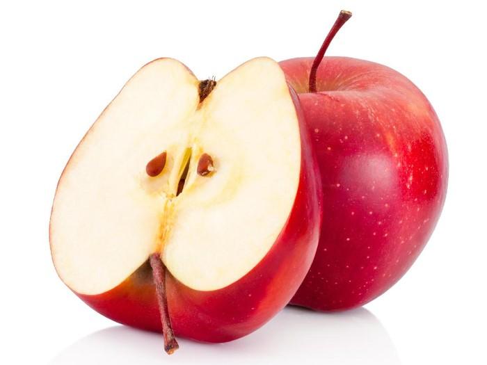 Kandungan ursolic acid pada apel dapat melawan efek penuaan otot. (Foto: ilustrasi/thinkstock)