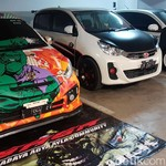 Daihatsu Gelar Kontes Modifikasi di Denpasar