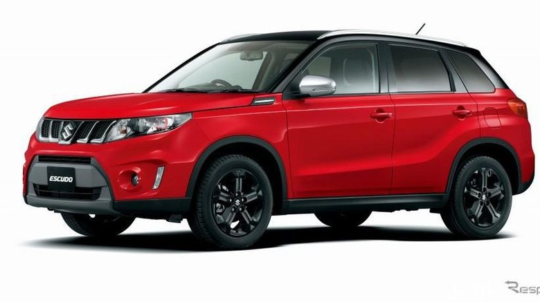Suzuki Escudo Punya Pilihan Mesin 1.4 Liter Turbo