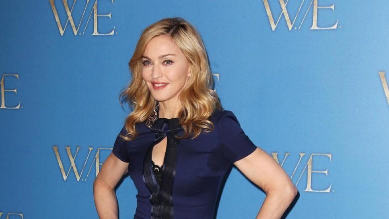 Pesan Madonna buat sang Buah Hati untuk Jaga Kesehatan Kulit/ Foto: Getty Images