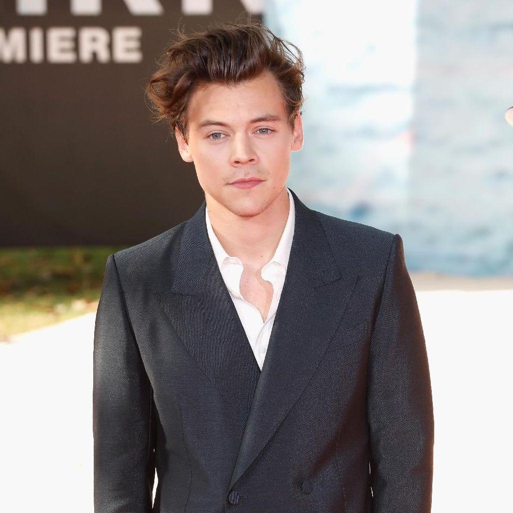 Reaksi Fans Pasca Insiden Pelecehan Seksual Harry Styles