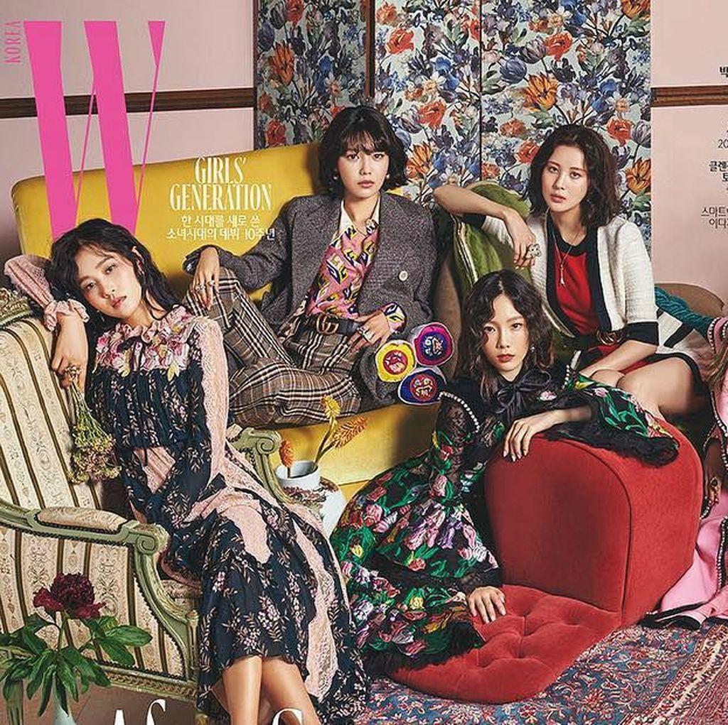 Hot News! 3 Member SNSD Tak Perpanjang Kontrak dengan SM Entertainment