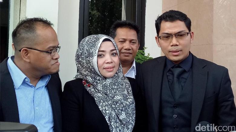 Dilaporkan Balik Khairil Anwar Ini Reaksi Muzdhalifah