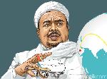 Suara Habib Rizieq Shihab Kabarkan Penundaan Pulangnya