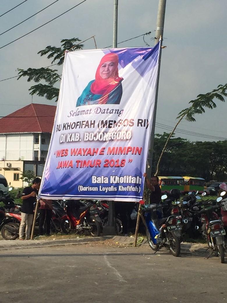 Tunggu Waktu, Khofifah Siap Pamit ke Jokowi Maju Pilgub Jatim