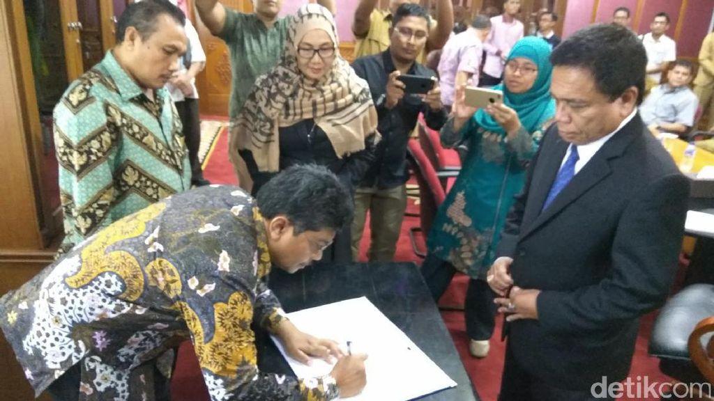 Pertamina dan BUMD Aceh Teken Kerja Sama Proyek Geothermal