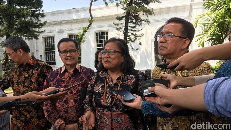Bertemu Jokowi, PGI Tak Ingin Perppu Ormas Jadi Alat Kekuasaan