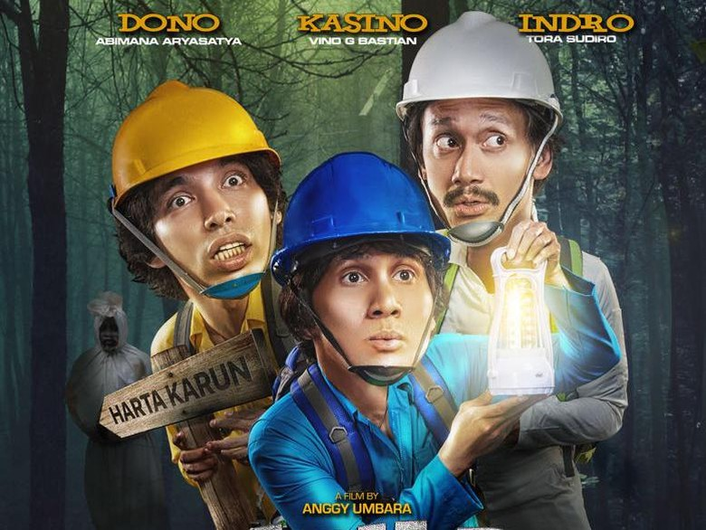 Tora Sudiro Ditangkap, Bagaimana Nasib Promo Warkop DKI Reborn 2?