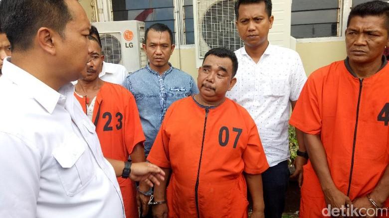 Polisi Bekuk 4 Pelaku Pembunuhan Sadis di Ogan Ilir