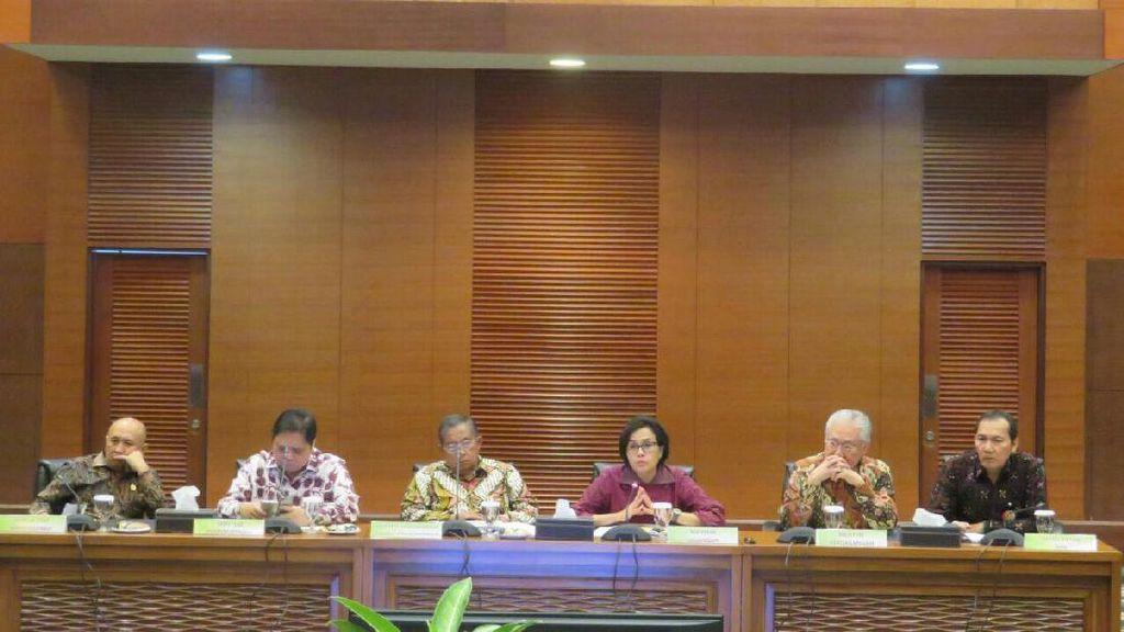 Sri Mulyani Terima Curhat Importir Soal Perizinan
