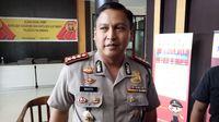 Kapolresta Palembang Kombes Wahyu Bintoro.
