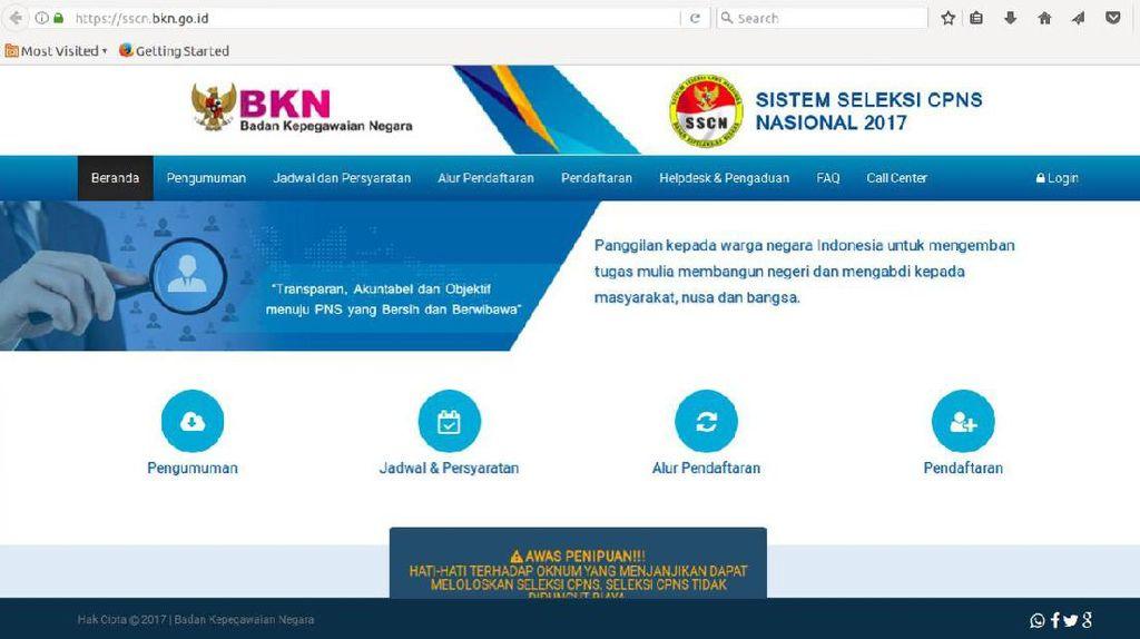 Akhirnya! BNPT Umumkan Hasil Seleksi Penerimaan CPNS