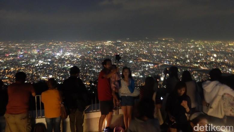 Puncak Gunung Moiwa, Sapporo (Baban/detikTravel)