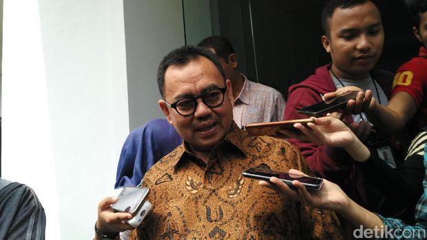 Sudirman Said, eks menteri Jokowi yang diusung Prabowo di Pilgub Jateng.