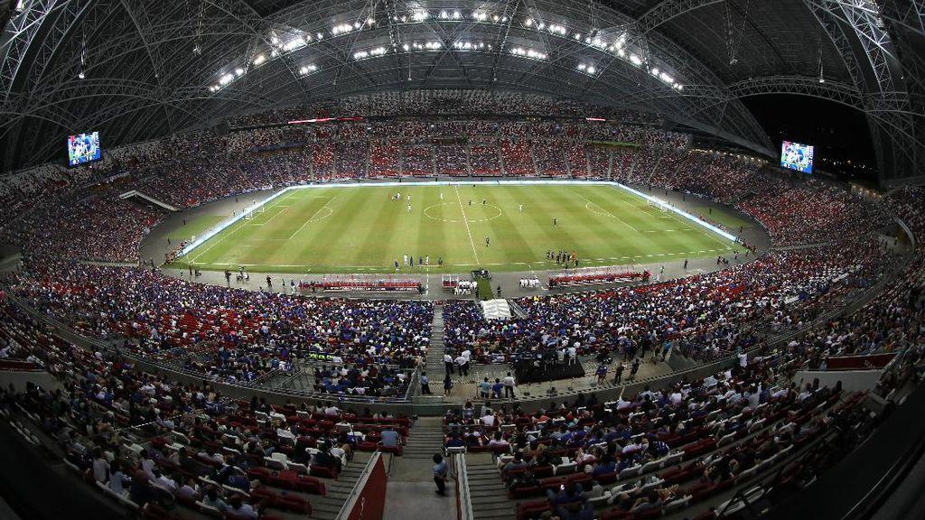 National Stadium Singapura yang Ramah Difabel dan Balita