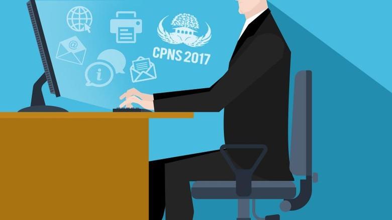 30 Instansi Umumkan Hasil Seleksi Administrasi CPNS