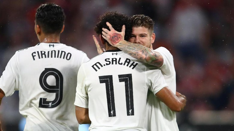 Liverpool Menang Telak di Allianz Arena, Klopp Tak Sepenuhnya Puas