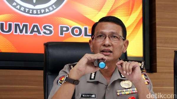 Polri akan Kaji Pasal 73 UU MD3 soal Bantu DPR Panggil Paksa