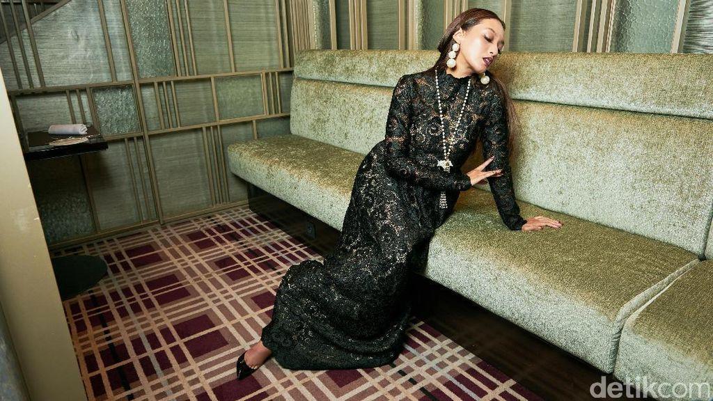 Sukses! Asmara Abigail Senang Main Film Setan Jawa