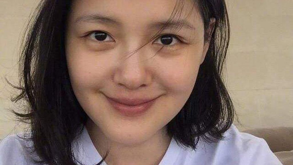Foto-foto Shan Cai Meteor Garden yang Awet Muda Tanpa Makeup di Usia 41