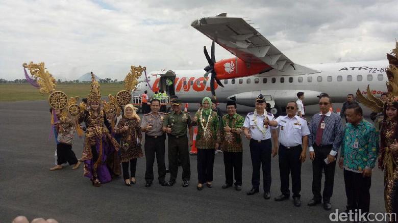 Susul Garuda, Wings Air Buka Rute Penerbangan Surabaya-Jember
