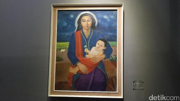 Kisah Pengantar Susu yang Lukisannya Dikoleksi Bung Karno