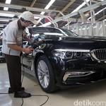 Beda Konsumen Sedan Bisnis BMW