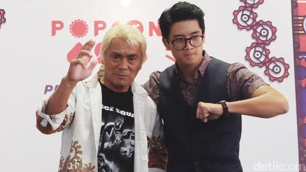 Siap Jumpa Fans Bareng Tiga Rangers dan Gavan di Popcon Asia 2017?