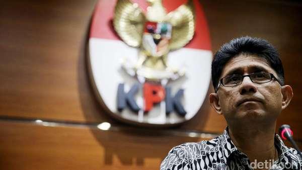 KPK Yakin KY Pantau Praperadilan Novanto Sejak Awal