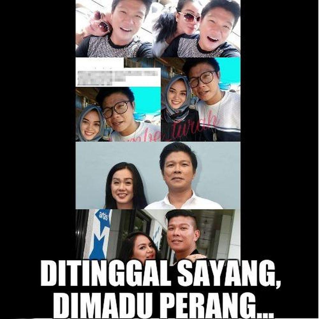 Meme: Cewek Lihat Kamu Apanya sih, Andhika Kangen Band?