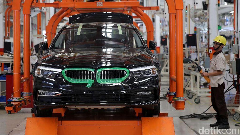 Data Proses Produksi BMW Tersimpan Sampai 25 Tahun