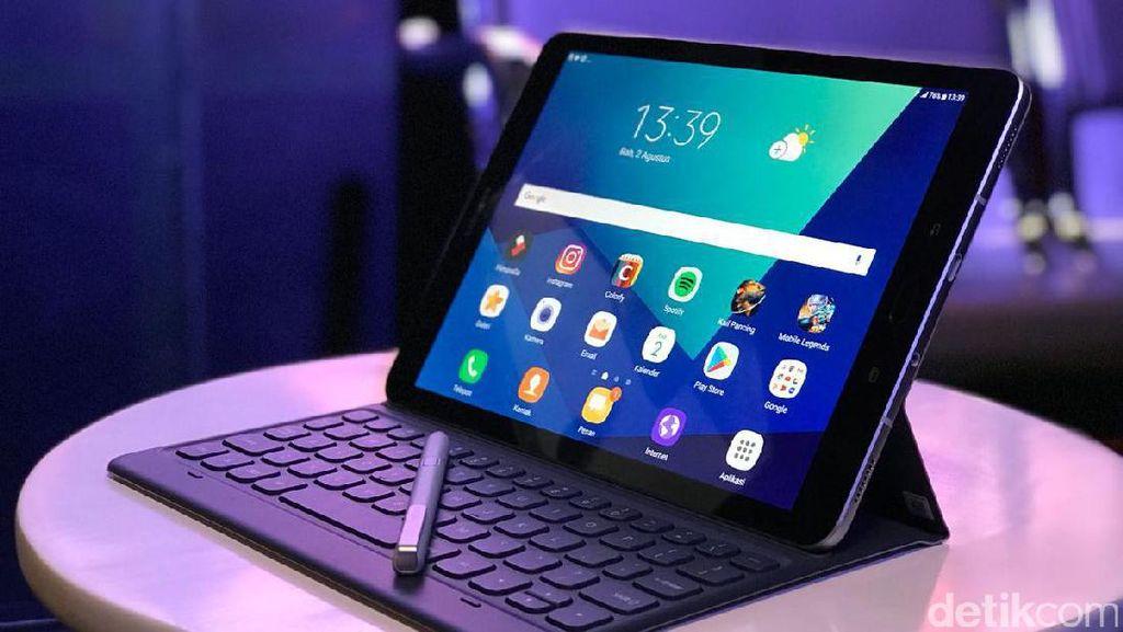 Samsung Siapkan Tablet Anyar Spek Gahar