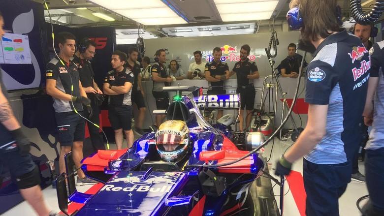 Tes F1 Lagi, Sean Gelael Dapat Banyak Pengalaman dan Pelajaran