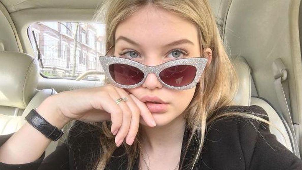 Tak Kalah Cantik, Gigi Hadid Punya Kembaran di Belanda
