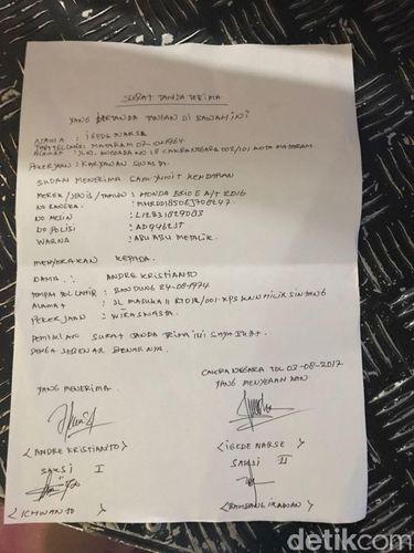 Sita Mobil Pakai Surat dari 'Jenderal', 3 Debt Collector Ditangkap