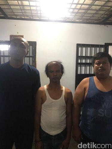 Debt collector yang ditangkap