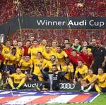 Kalahkan Liverpool, Atletico Juara Audi Cup