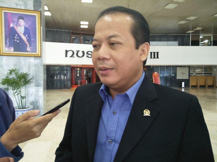 Wakil Ketua DPR Taufik Kurniawan (Foto: Hary Lukita Wardani/detikcom)