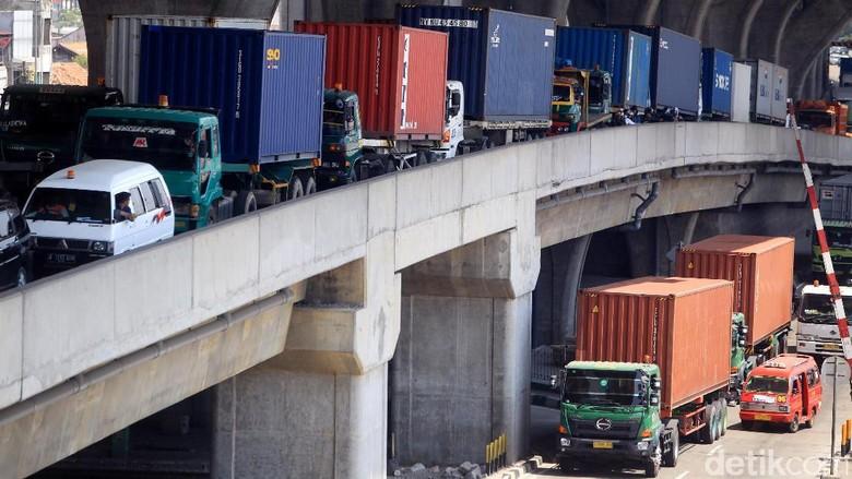 Aksi Mogok Pekerja JICT Hambat Kegiatan Ekspor RI