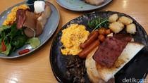 Lewat Maple and Oak, Chef Odie Djamil Lakukan Eksplorasi Menu Brunch