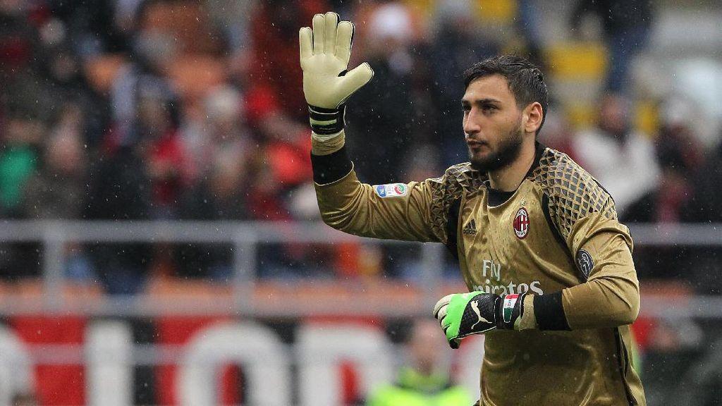 Montella kepada Suporter Milan: Jangan Lagi Cemooh Donnarumma